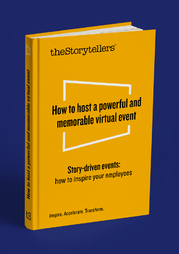 The Storytellers Virtual Events Ebook