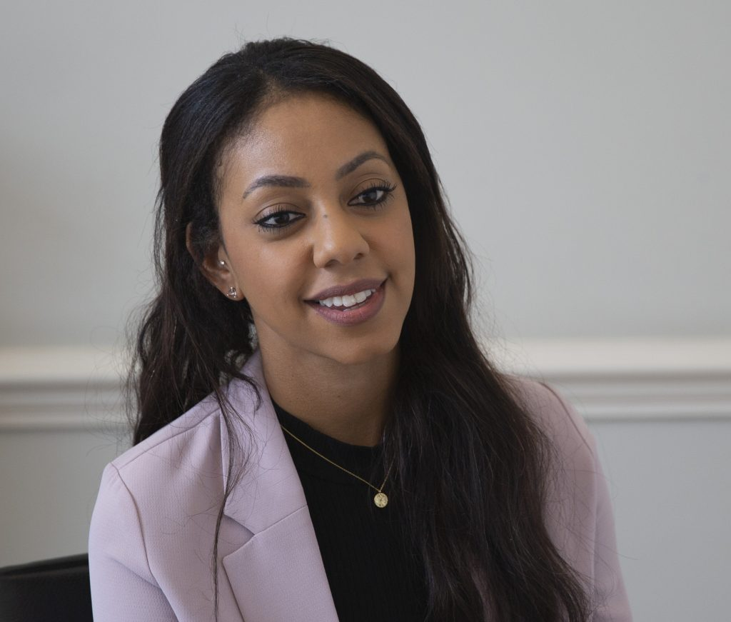 Hannah Moyo Head of Consulting UK