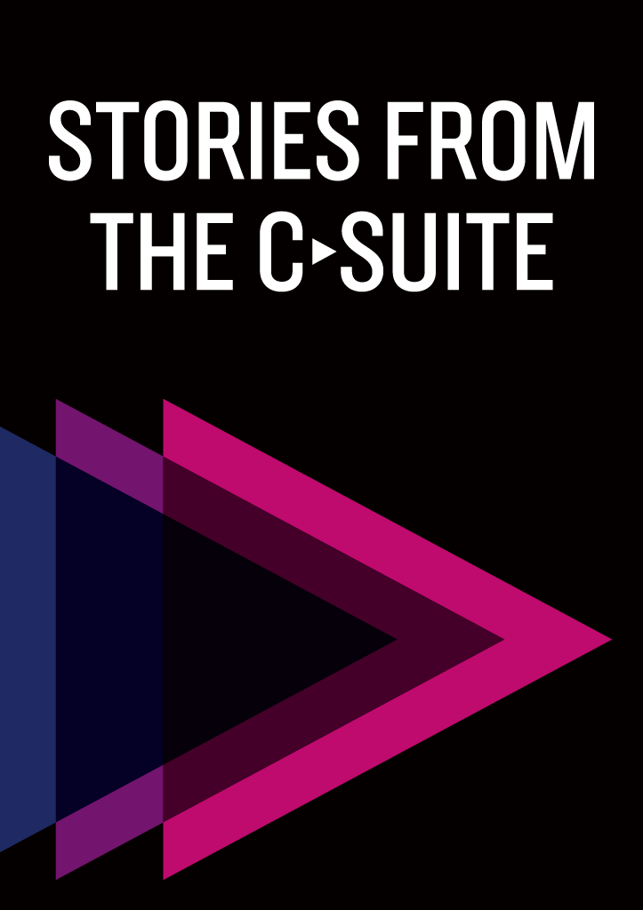 Register to view Stories from the c-suite webinar video