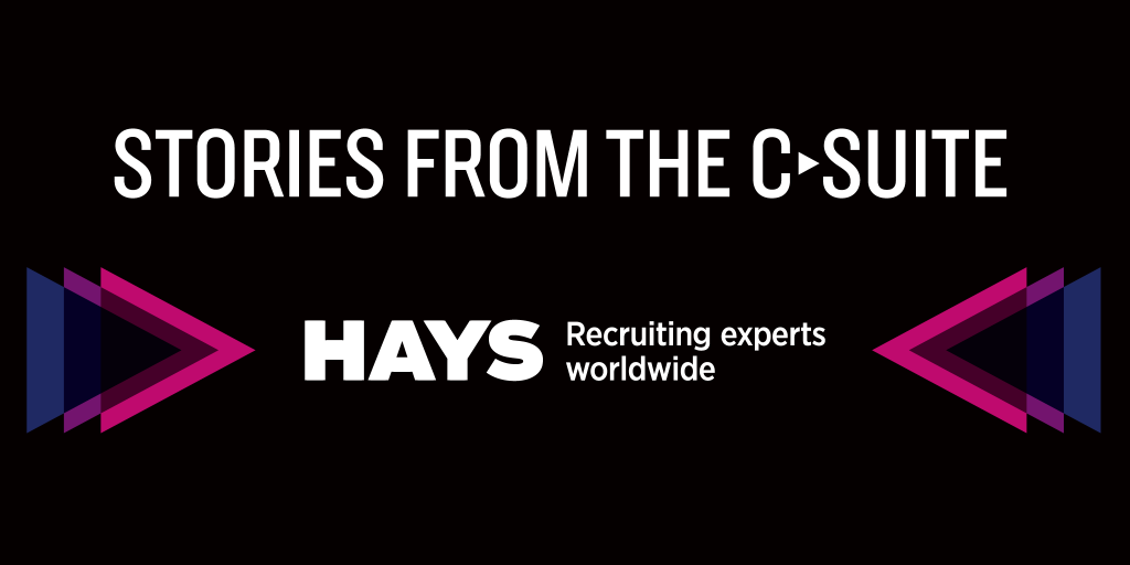Stories from the C-suite Hays