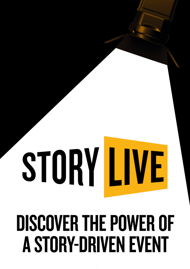 StoryLive ebook - discover the power of a story-driven event