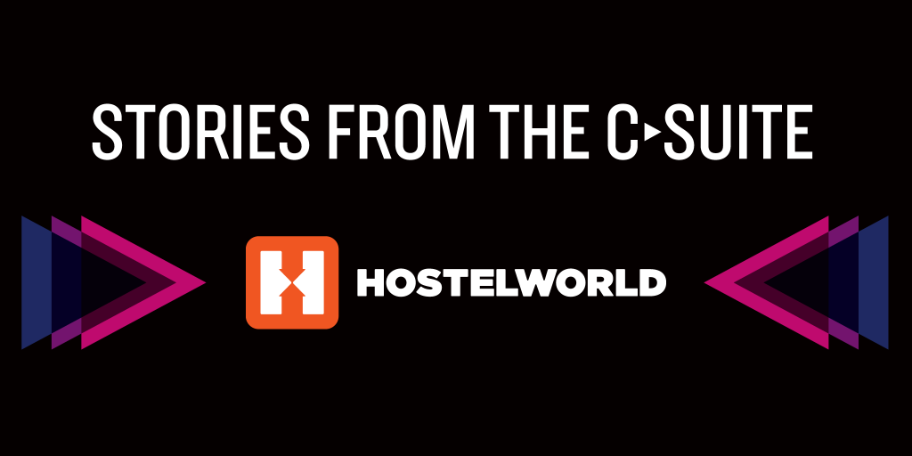 Stories From the Csuite - Hostelworld