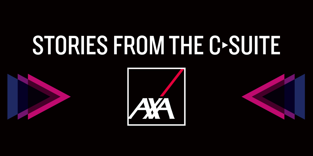 Stories from the C-suite AXA Health