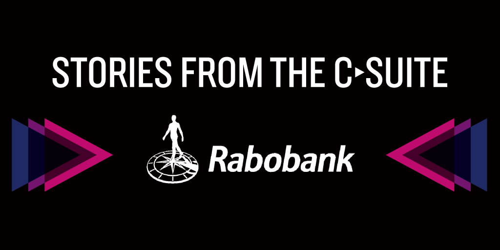 Stories from the c-suite Rabobank