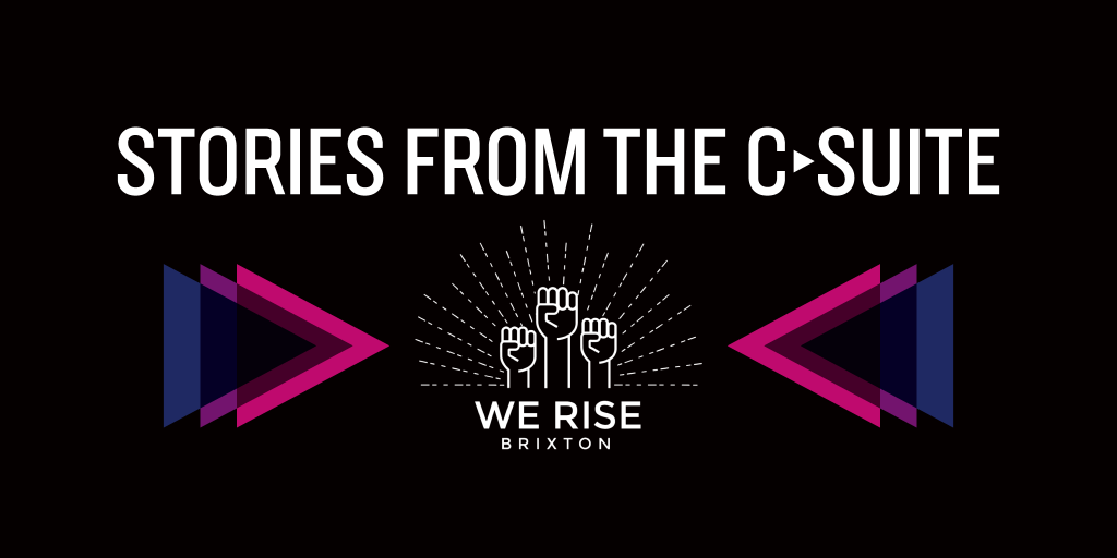 Stories from the C-Suite with Abigail Melville of We Rise